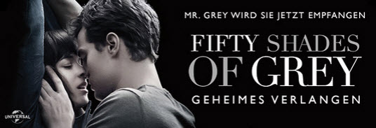 Fifty Shades of Grey - Banner