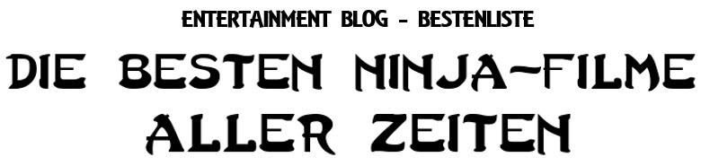 Bestenliste - Ninjaschrift