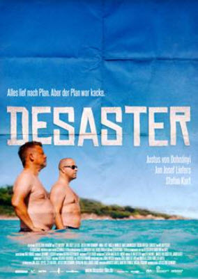 Desaster -Plakat