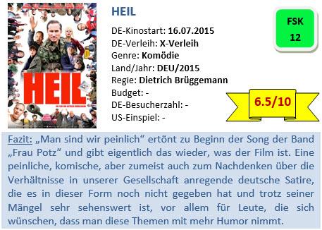 Heil - Bewertung