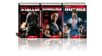 Action Stars - Bücher
