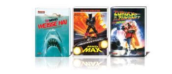 Top Movies - Bücher