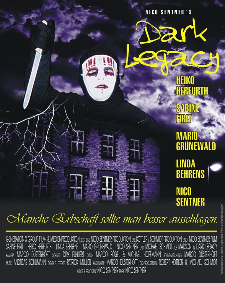 Dark Legacy - Cover