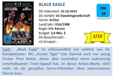 Black Eagle - Bewertung