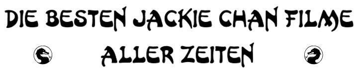 Jackie Chan Titel