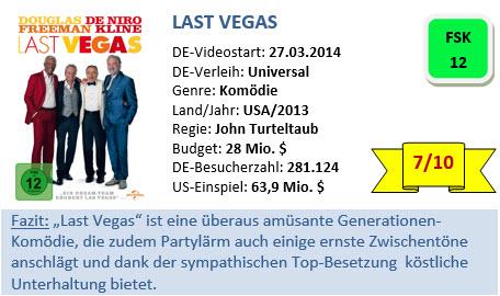Last Vegas - Bewertung