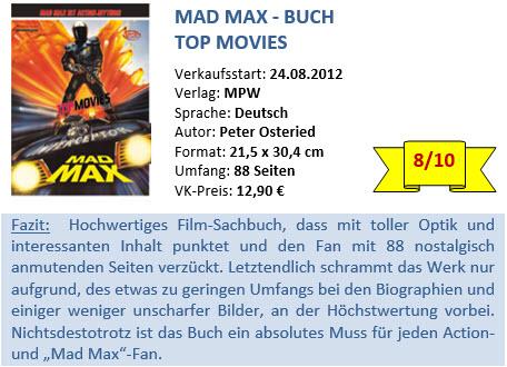 Mad Max - Bewertung