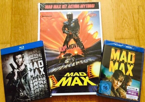 Mad Max Gewinnspiel