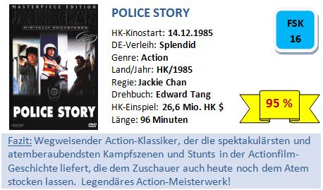 Police Story - Bewertung