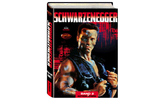 Schwarzenegger Buch Banner