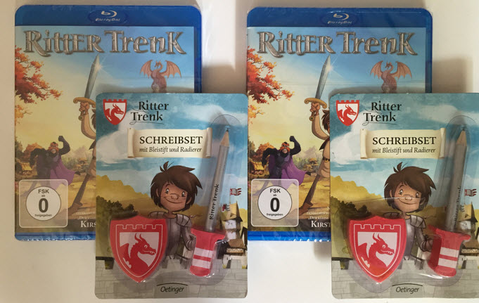 Ritter Trenk - Gewinnspiel