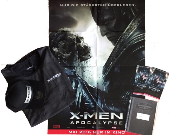 X-Men - Apocalpyse - GW