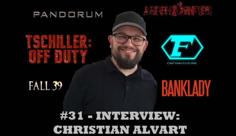 Podcast - Christian Alvart - Banner