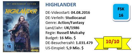 highlander-special-bewertung