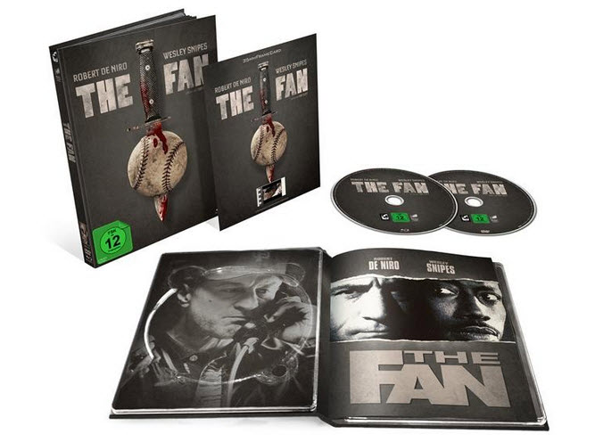 The Fan - Packshot