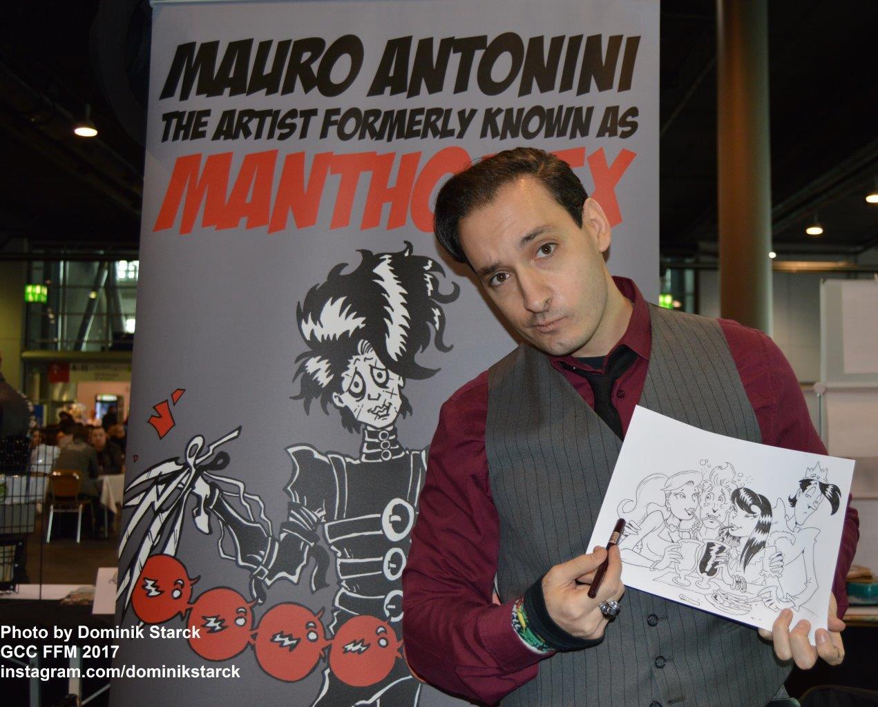 GCC FFM_Artist Mauro Antonini