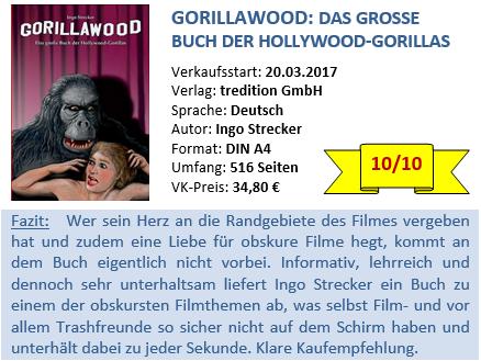 Gorillawood - Bewertung