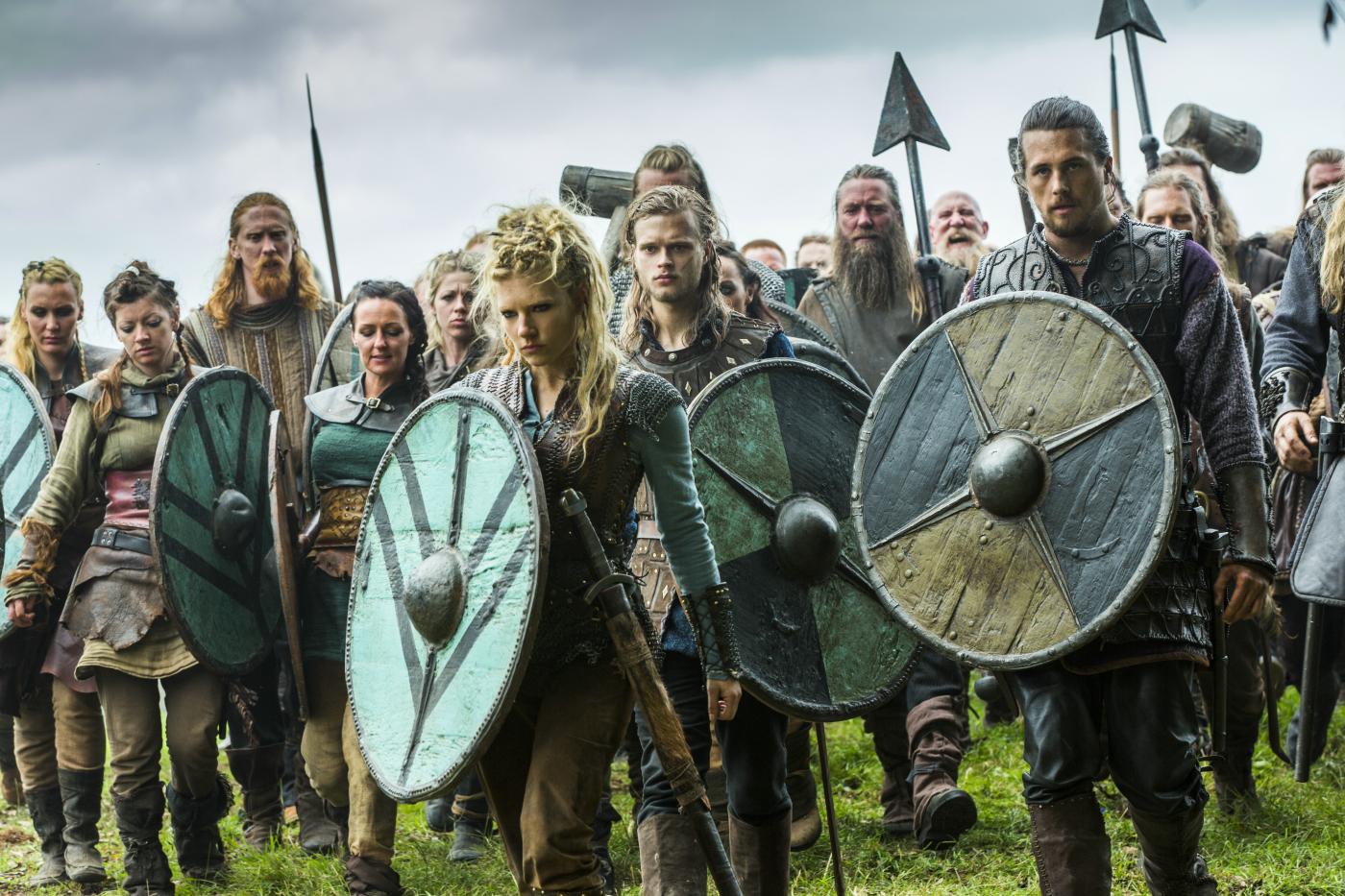 Vikings Staffel 3 Schauspieler