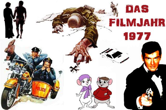 Das Filmjahr 1977 - Banner