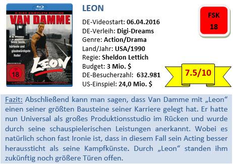 Leon - Bewertung