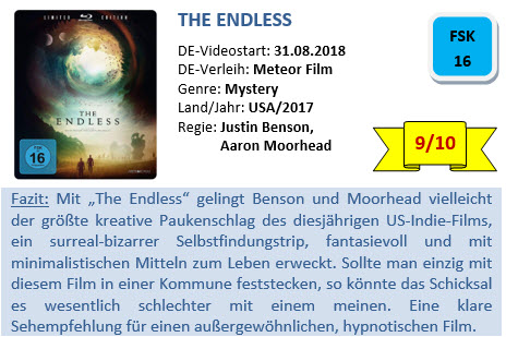 The Endless - Bewertung
