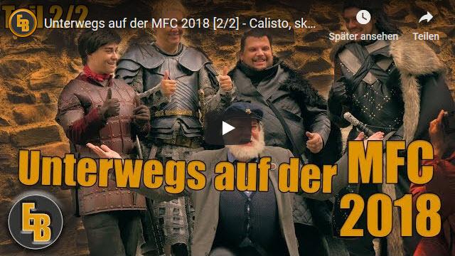 MFC 2018 - Teil 2