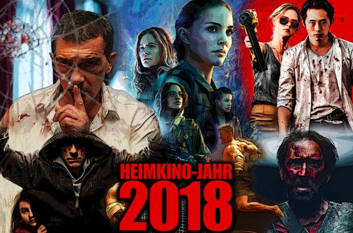 Heimkinojahr 2018 - Banner