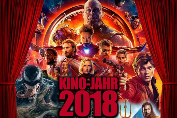 Kinojahr 2018 - Banner