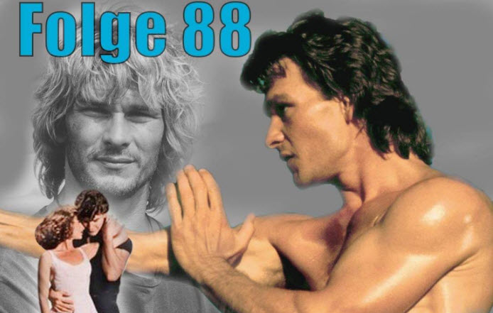 Patrick Swayze - Banner