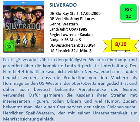 Silverado - Bewertung
