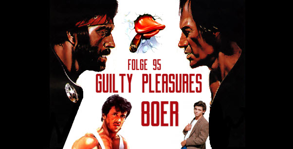 Guilty Pleasures 80er - Banner