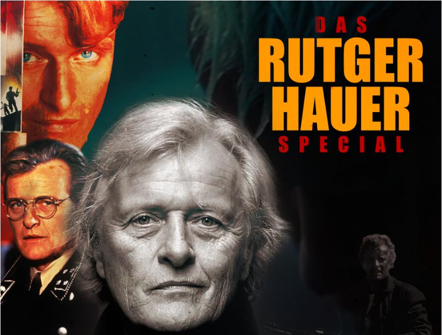 Rutger Hauer - Banner