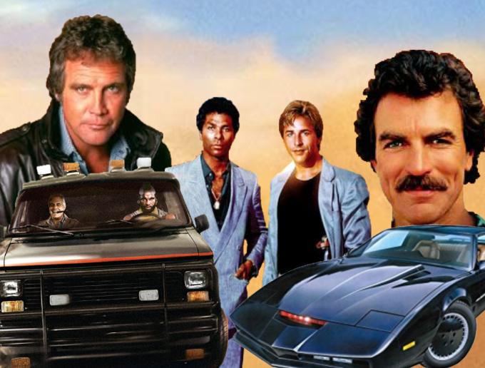 US-Actionserien Banner