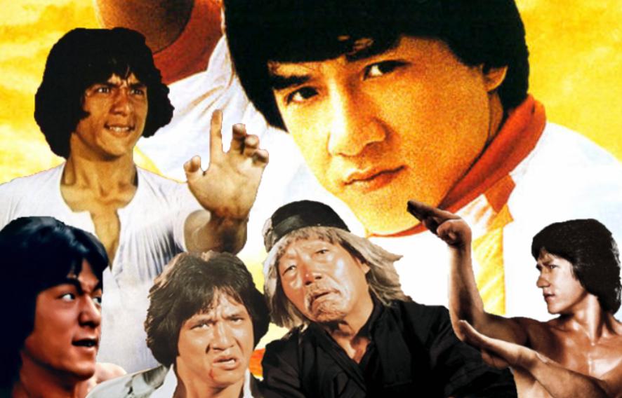 Jackie Chan - Teil 1