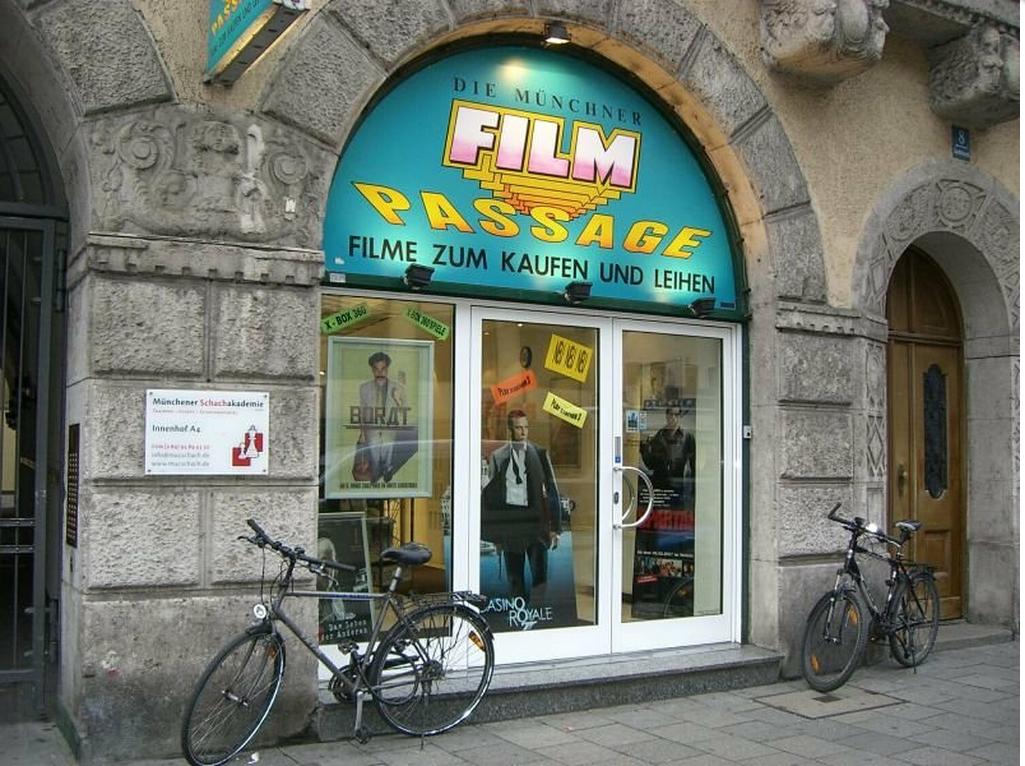 © Münchner Filmpassage
