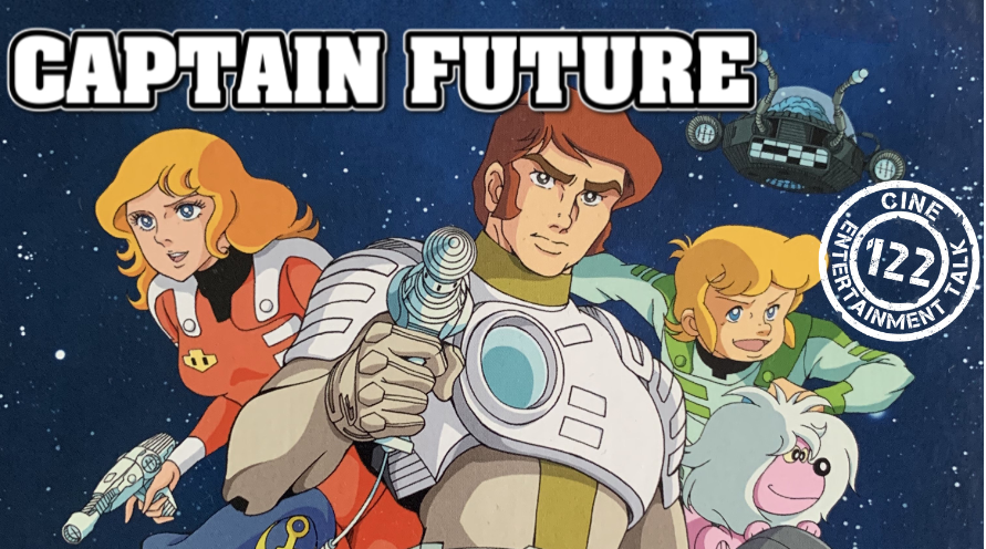 Captain Future Banner