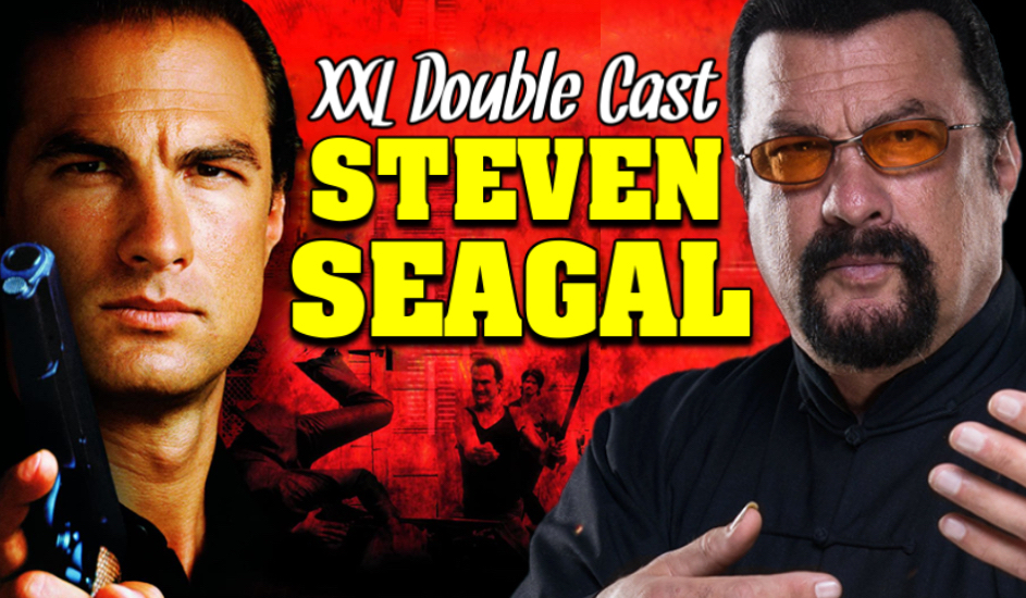 Steven Seagal - Banner