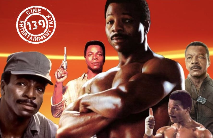 Carl Weathers - Banner