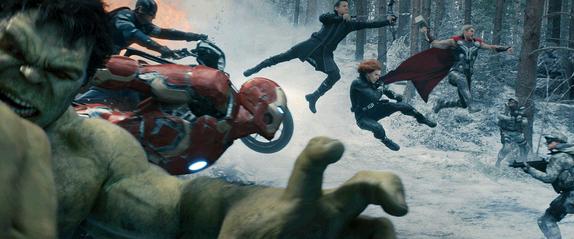 © Marvel 2015 / Walt Disney Studios Motion Pictures