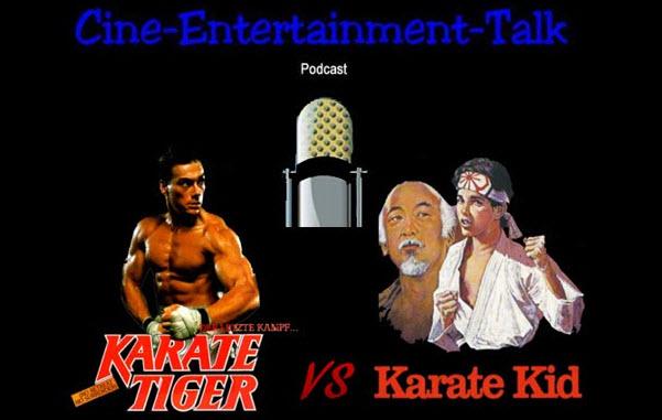 Karate Kid vs. Karate Tiger Banner
