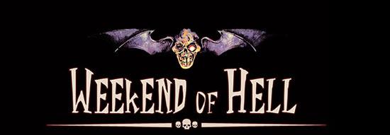 © Weekend of Hell