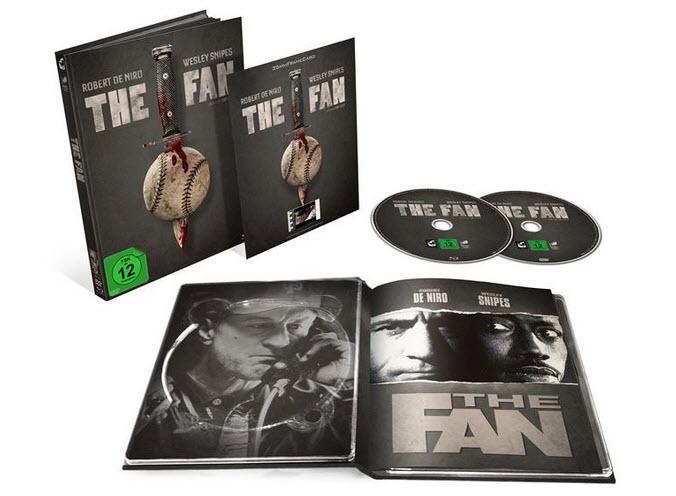 The Fan - Packshot
