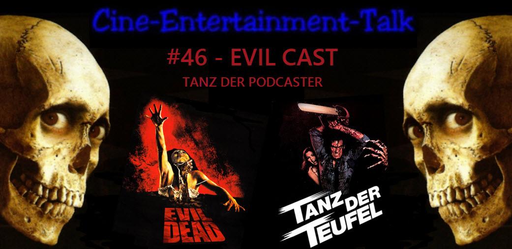 Evil Cast -Banner