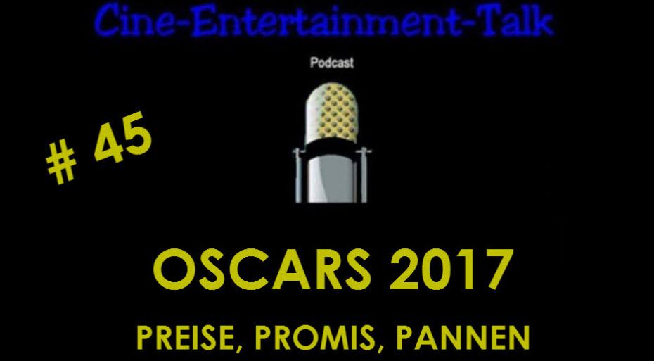 Oscars 2017 - Banner Bild