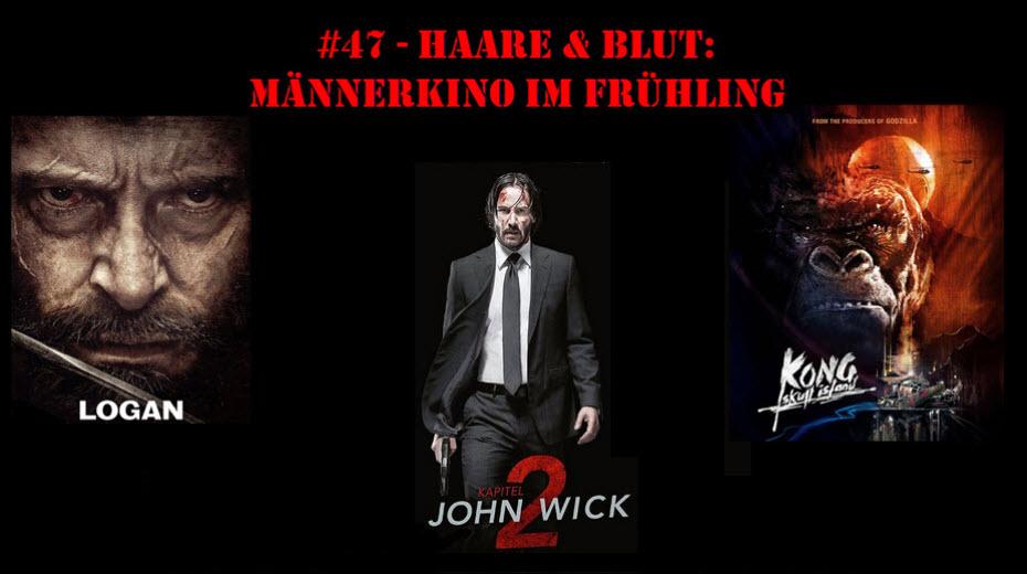 Männerkino - Podcast Banner