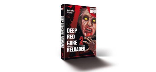 Deep Red Gore 2 - Banner