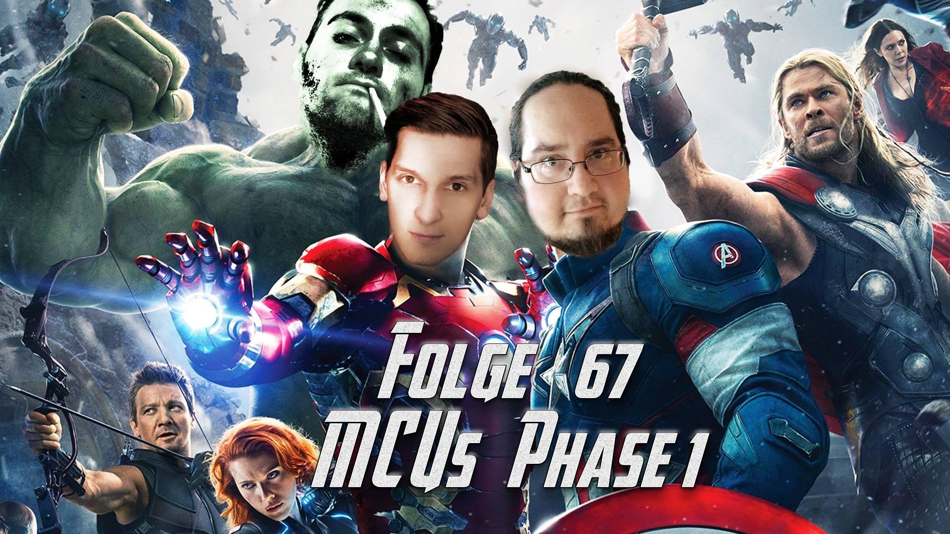 Marvel Phase 1 - Banner Bild
