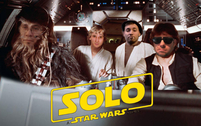 Solo - A Star Wars Story - Banner