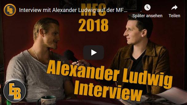 Interview mit Alexander Ludwig