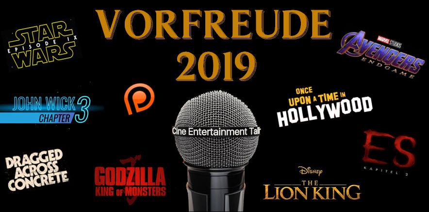 Vorfreude 2019 - Banner